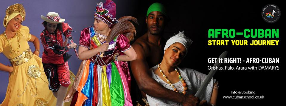 Saturday Dance Workshops - Cuban School of Arts